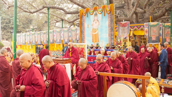 Ordained Nuns and Their History: The Karmapa Reports