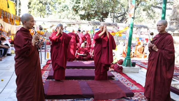 History in the Making: The First Step Toward Full Ordination for Tibetan Buddhist Nuns