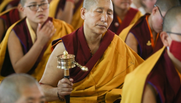 Recalling the Benefits of Bodhicitta