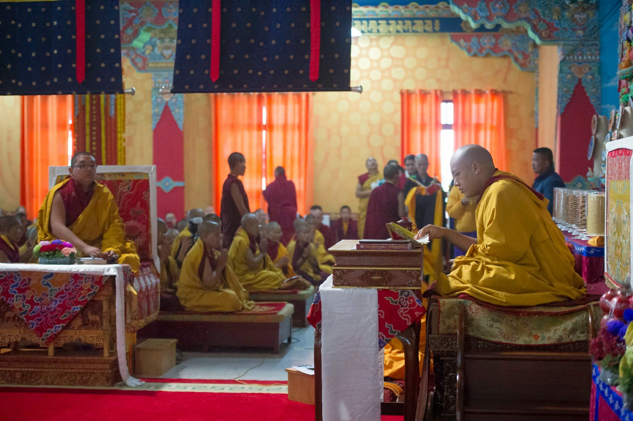 Teachings from Gampopa's Jewel Ornament of Liberation