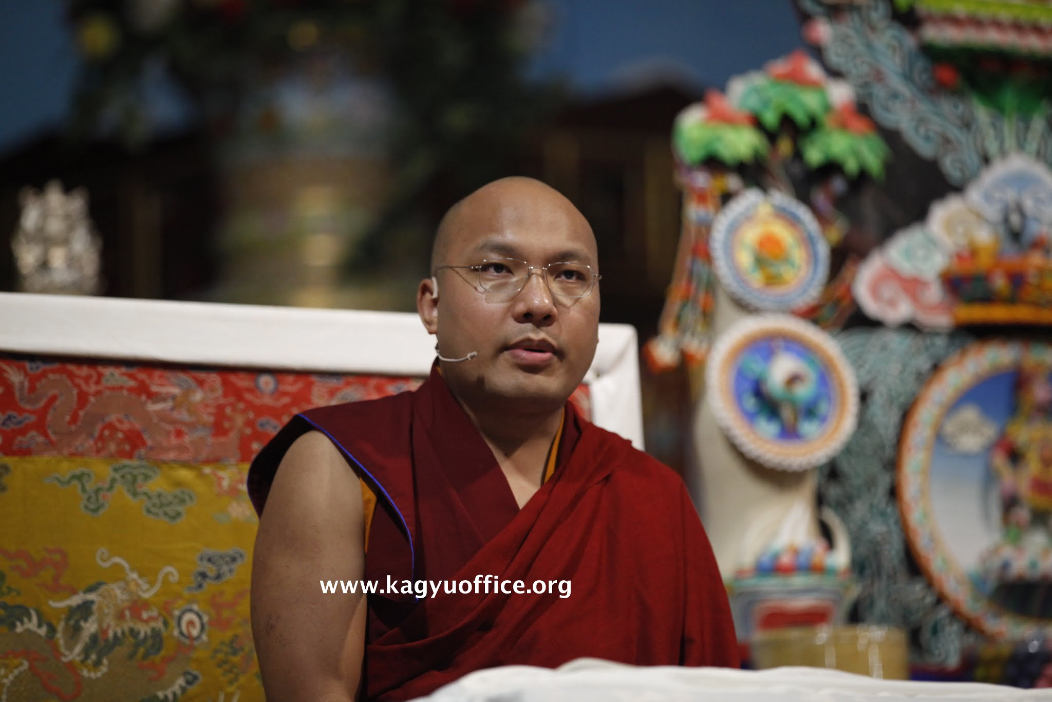 Gyalwang Karmapa Makes Historic Announcement on Restoring Nuns' Ordination