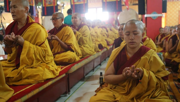 We Are All a Part of Each Other: The Gyalwang Karmapa Continues His Teaching on Bodhicitta