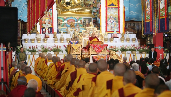 The Gyalwang Karmapa Discusses the Power of Remorse for Purification